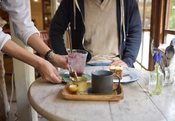 アカツキ カフェ&サムシング_フード&ドリンク